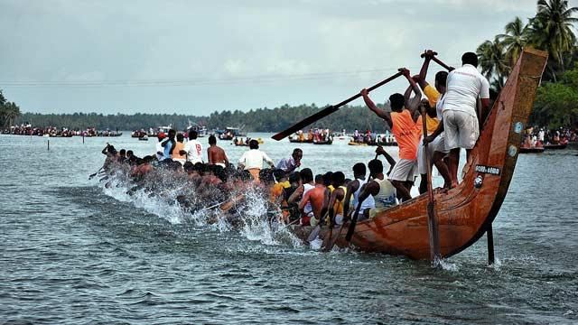 Aranmula Snake Boat Race India Com