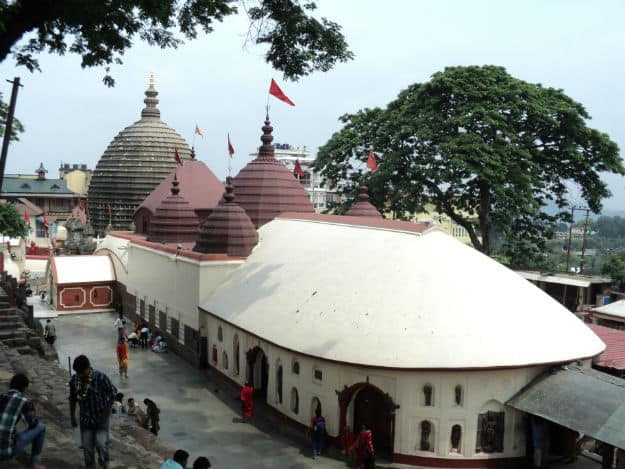 kamkhya temple essay Sukreswar temple sukreswar temple is one of the most sought after temples of india which is located in the state of assam people from all across the country come here to visit the temple which is dedicated to lord shiva.