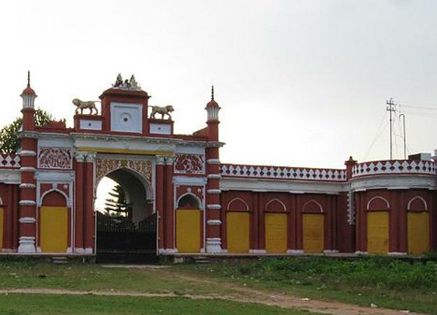KrishnanagarPalace