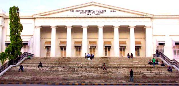 Mumbai-Asiatic-Society