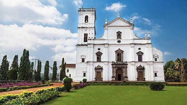 5 Magnificent Churches to Visit in Goa