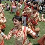 Bohag Bihu dance