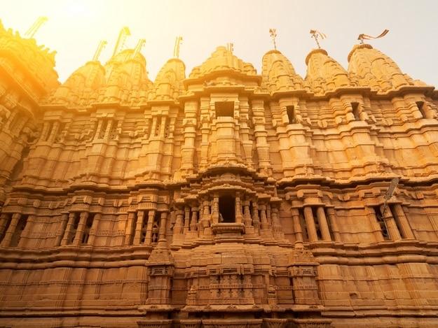 jain-temples-jaisalmer-fort