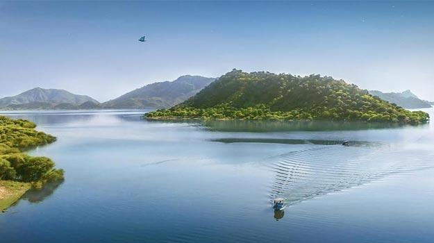 jaisamand-lake