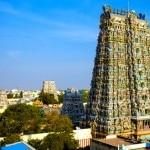 shutterstockMeenakshi temple