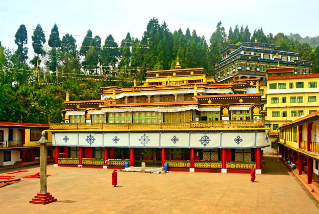 Image result for Rumtek Monastery, Gangtok