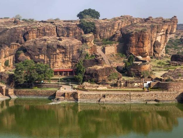 Badami,-Karnataka,-India