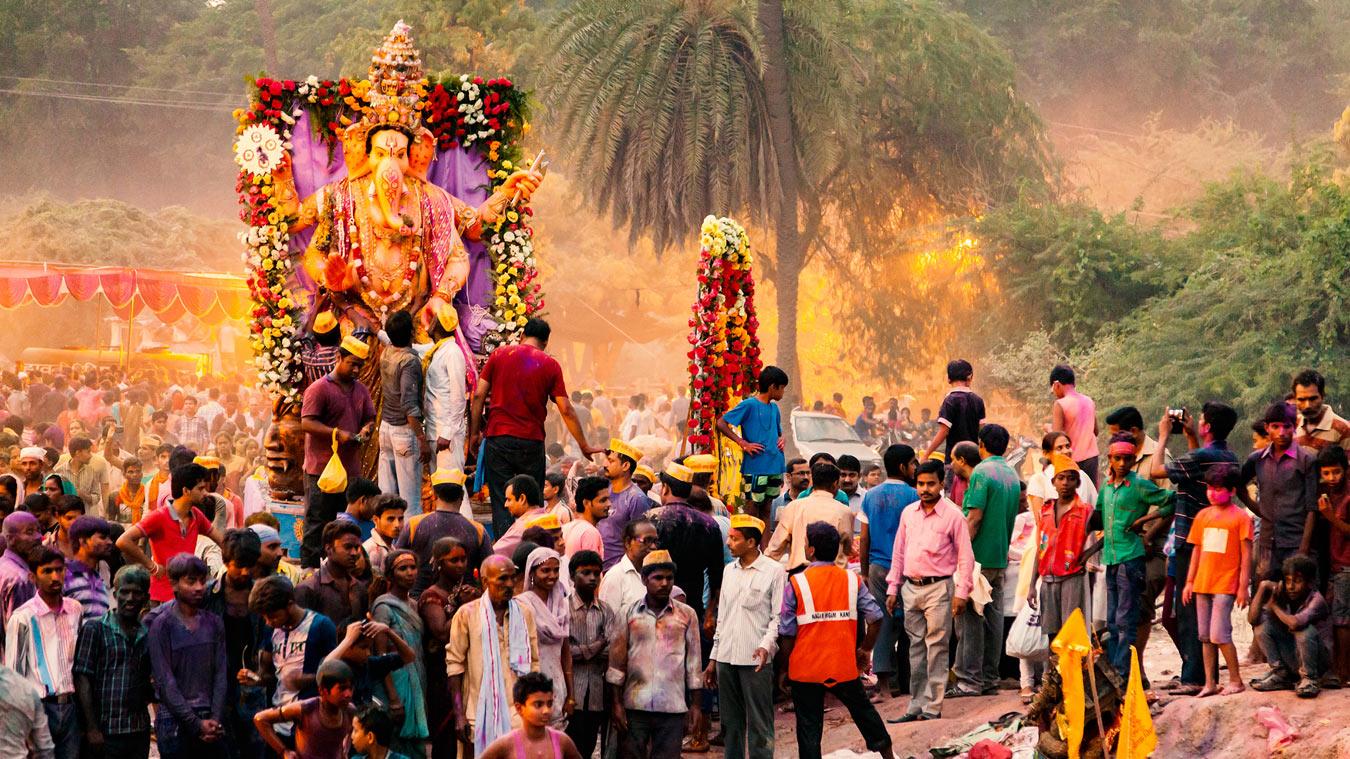 Image result for ganesh jayanti maharashtra