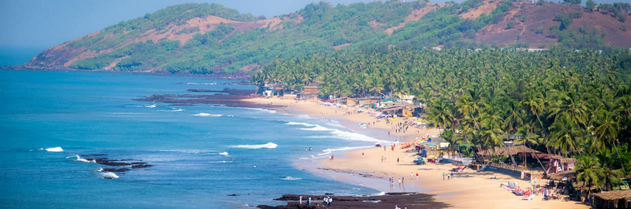 5 Reasons You Must Visit Goa in January 2018