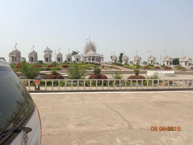 Kaivalydham_Jain_temple,_raipur
