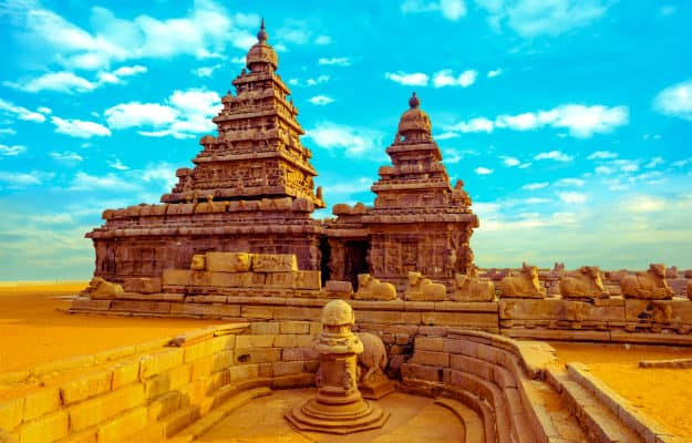 Mahabalipuram in chennai mahabalipuram tour for Historical vacation spots in the south