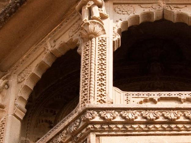 Maheshwar in Madhya Pradesh