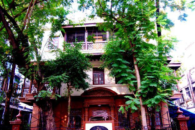 Mani Bhavan in Mumbai