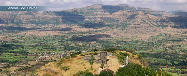 Shivneri Fort