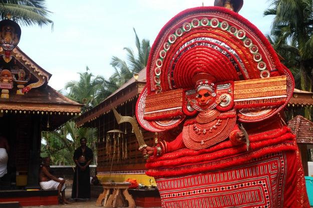 shutterstock Theyyam
