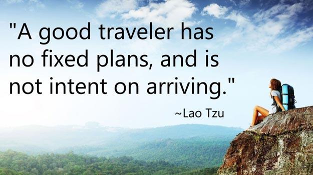 A-good-traveler