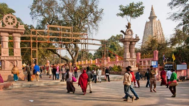 Bihar-Bodhgaya-Mahabodhi-Temple