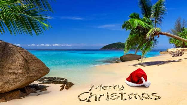 Why beaches are the best places to celebrate Christmas | India.com