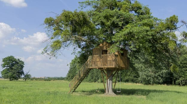 10 Tree House Resorts In India That Look Absolutely