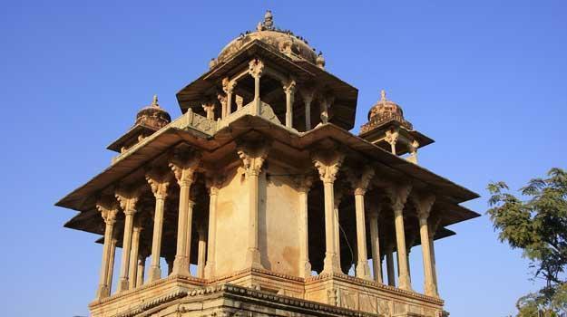 Cenotaph in Bundi