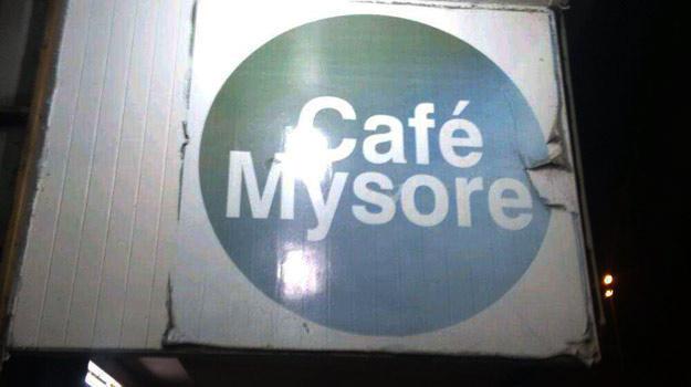 Cafe-Mysore
