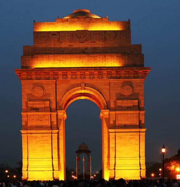 N85 Residence In New Delhi India: India Gate To Be Closed For Visitors Ahead Of Republic Day