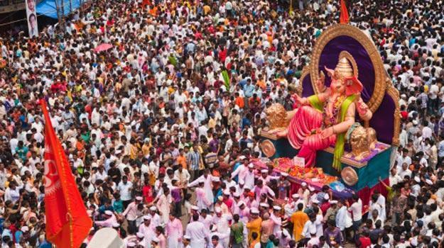 Ganesh Chaturthi 2017: Images of Ganpati Utsav celebration across India to Get The Festival Started