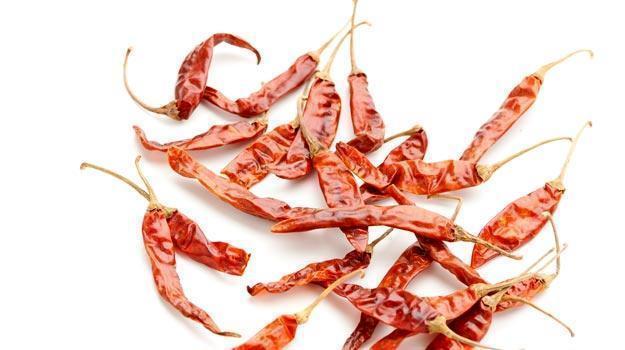 Guntur-chilli
