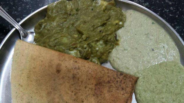 Narayan's-Dosa