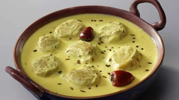 Punjabi-Kadi