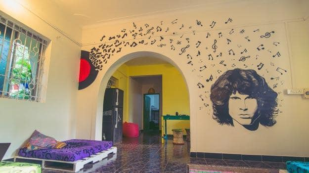 Roadhouse hostel - the ideal abode in Goa for true-blue backpackers ...