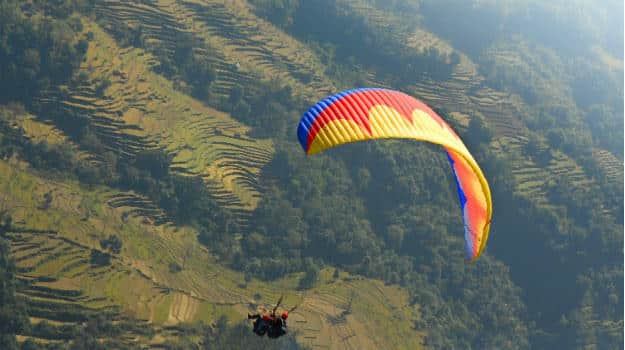 6 adventure sports every adrenaline junkie must try in India
