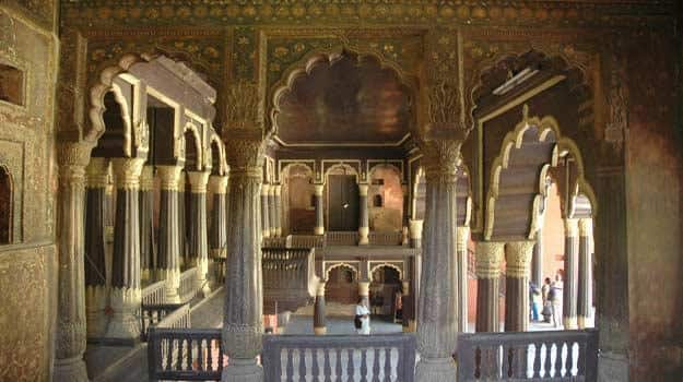 Tipu-Summer-Palace