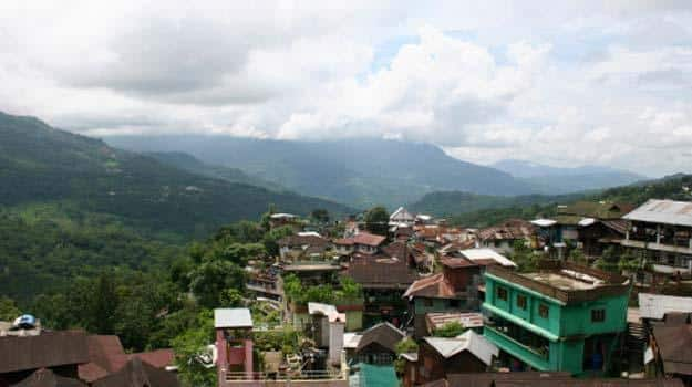 Nagaland-Landscape-of-Kohima-in