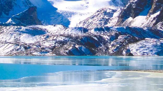 Sikkim_Gurudongmar-lake