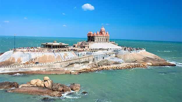 Vivekananda-Memorial-Rock
