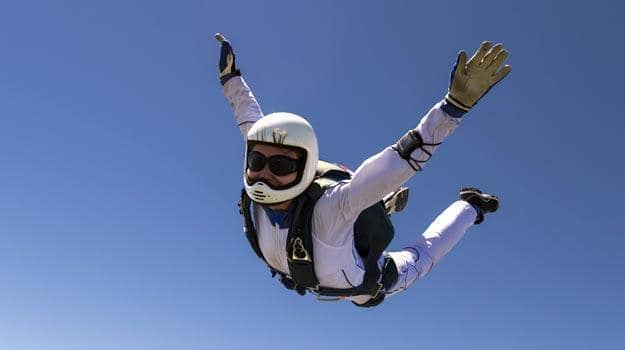 5 destinations in India to enjoy skydiving | News Travel