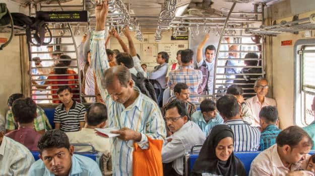 5 Types Of People You Meet On A Mumbai Local Train