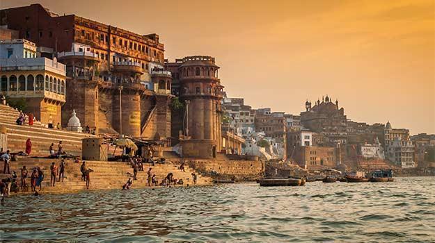 2-Uttar-Pradesh_Varanasi_Morning-in-Varanasi