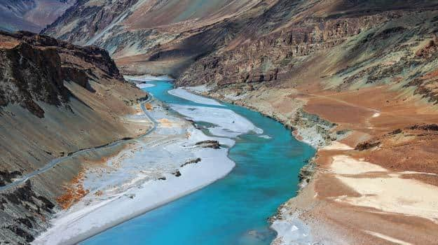 3 Jammu-and-Kashmir_Zanskar_Zanskar-River