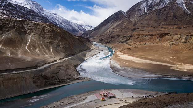 4 JammuandKashmir_Zanskar_the-beautiful-Zanskar-River