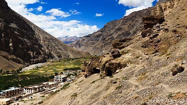 Tabo in Himachal Pradesh