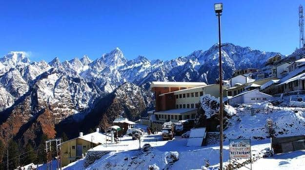Auli_hill_station
