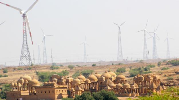 Jaisalmer Windmills