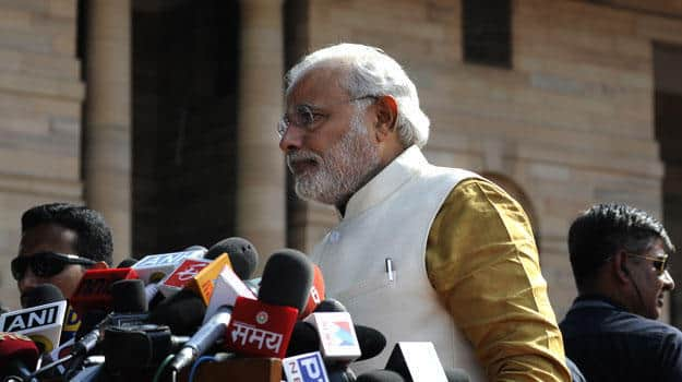 Circuit Tourism Existed in Ancient India: Narendra Modi