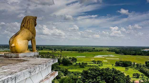 Dhauli Giri Hills