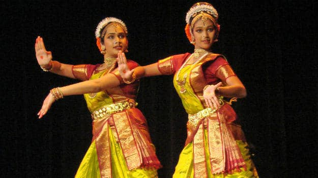 major dance forms