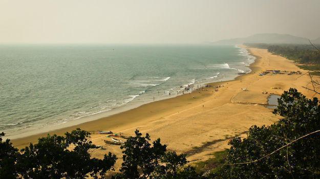 5 Gokarna beach