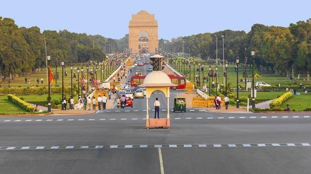 Delhi-Rajpath