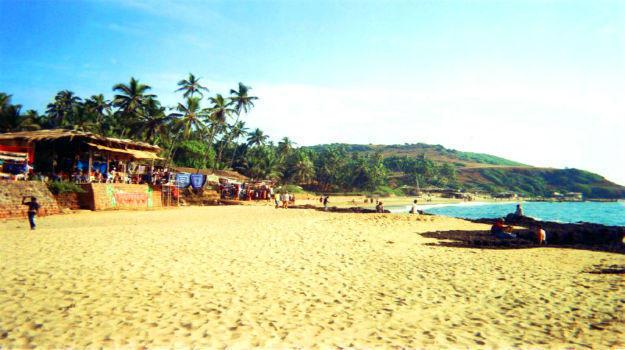 India_Goa_Anjouna_Beach